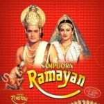 Dara Singh Hindi TV debut as an actor - Ramayan (1987-1988)