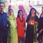 Jashn Agnihotri with her family