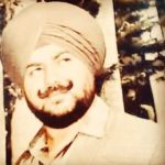 Jatinder Shah Father