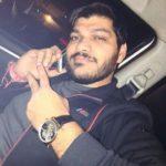 Maleeka R Ghai brother Dipesh R Ghai
