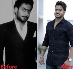 Mankirt Aulakh Body Transformation