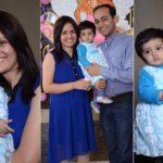 Myra Vishwakarma's Parents
