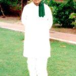 Om Prakash Chautala's father Chaudhary Devi Lal