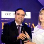 Riddhima Kapoor received Femina Powerlist Award (North) in 2017