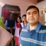 Saharsh Kumar Shukla's Family