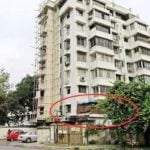 Salman Khan's House At Galaxy Apartments