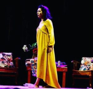 Shilpa Shukla doing theatres
