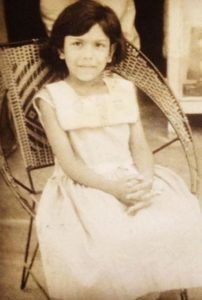 Shilpa Shukla during her childhood