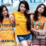 Srishti Shrivastava TV debut - PA-Gals (2017-2018)