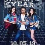 Ananya Panday film debut - Student of the Year 2 (2019)