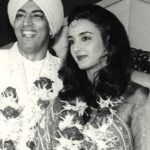 Vindu Dara Singh with his ex-wife Farah Naaz