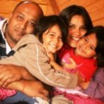 Vinod Agarwal's Son, Daughter-in-Law, and Grandchildren