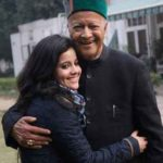 Virbhadra Singh's Daughter