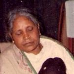 Virendra Saxena mother