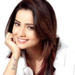 Adaa Khan's Maa tattoo