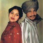 Amar Singh Chamkila with Amarjot