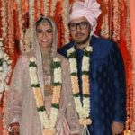 Dinesh Vijan with his wife