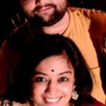 Kavin Dave with his wife Sariika Singh