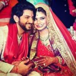 Bharati Kumar And Kunal Jaisingh Wedding Photo