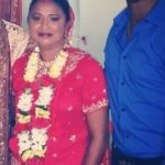 Nicholas Pooran with his sister