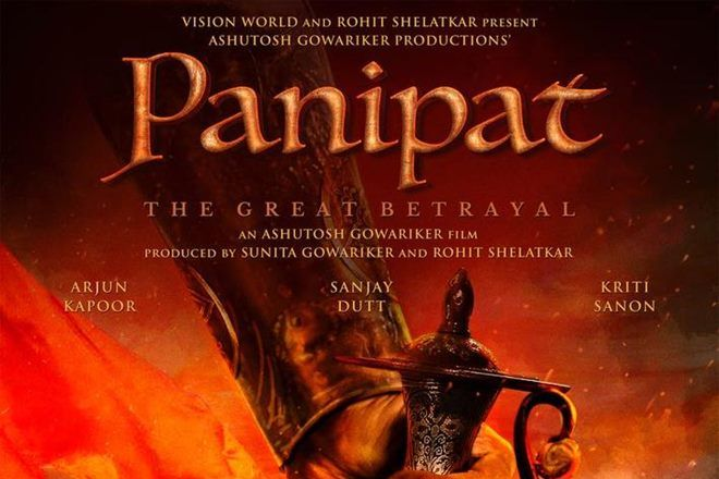 Arjun Kapoor portrayed the role of Sadashivrao Bhau in Panipat Movie