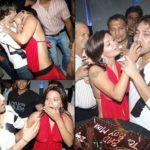 Rakhi Sawant and Mika Singh kiss controversy
