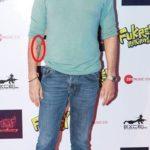 Ritesh Sidhwani Tattoo on his right arm