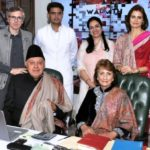 Sachin Pilot With His Wife (standing extreme Right) And In Laws