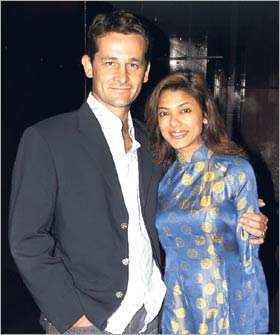 Sagarika Mukherjee and Martin Da Costa