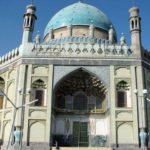 The Mausoleum of Ahmad Shah Durrani