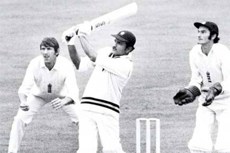 Ajit Wadekar Batting