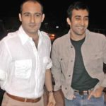 Akshaye Khanna With Brother Rahul Khanna