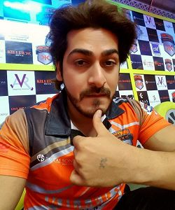 Ankit Arora at BCL event