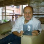 Anupam Kher Inside His House In Mumbai