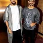 Aparshakti Khurrana with his brother Ayushmann Khurrana