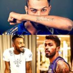 Hardik Pandya tattoos