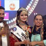 Khuspreet Kaur in Miss PTC Punjabi 2018