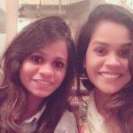 Manjiri Pupala With Her Sister
