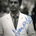 Nawazuddin Siddiqui's Autograph
