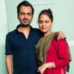 Nawazuddin Siddiqui With His Sister
