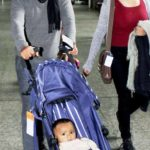 Nawazuddin Siddiqui With His Wife And Son Yaani