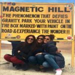 Neeti Mohan With Her Sisters In Ladakh