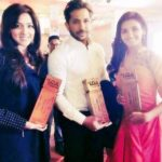 Neeti Mohan With LIVE Quotient Award