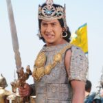 Paras Arora As Abhimanyu in Mahabharat