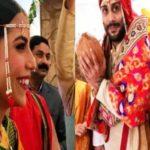 Sanya Sagar And Prateik Babbar's Marriage Photo