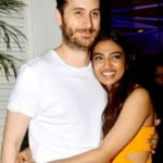 Radhika Apte with her husband Benedict Taylor