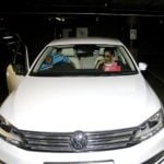 Radhika Apte's Volkswagen Passat car