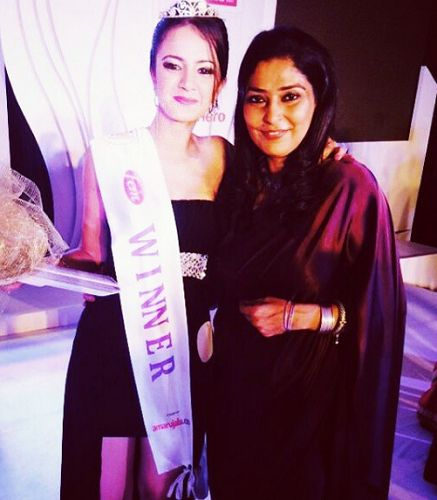 Rashalika- Miss North India Princess 2014