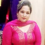 Shehnaz Kaur Gill Mother