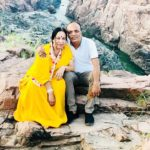 Vicky Jain's Parents